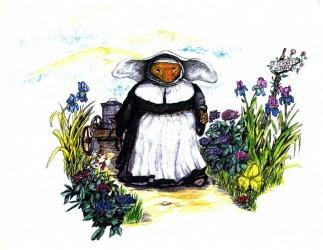 "Ladies In Retirement: ""Nun On the Run"""