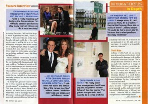 CBS SOAPS IN DEPTH March 23 2015 B
