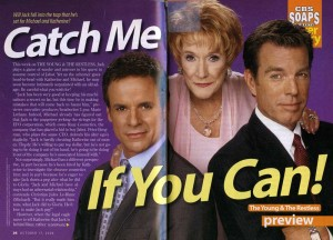 CBS SOAPS IN DEPTH Oct 17 2006