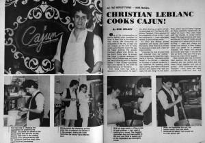 DAYTIME SOAPSTARS March 1985