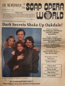 March 1985 SOAP OPER WORLD