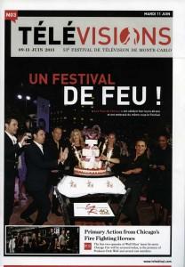 Monte Carlo Television Festival June 2013