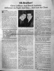 SOAP OPERA WORLD Feb 1985