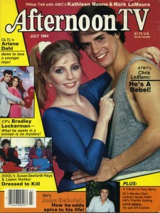 AFTERNOON TV, JULY 1984