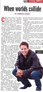 Article from New York Vue april 2005