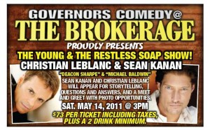 Stand Up Comedy with Sean Kanan