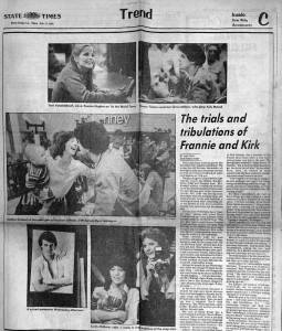 STATE TIMES 1984