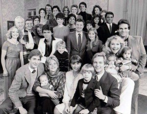 ATWT Cast Photo 1983-84