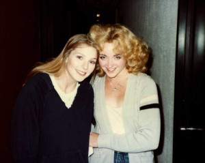 ATWT Jane Krakowski and Terry Vandenboschx