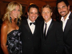 Cindy Diamont, Brad Bell and Don in Monte Carlo