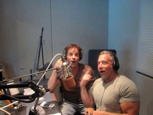 Co-Hosting with Michael Fairman