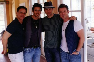 Greg Vaughan, Jacob Young, Brandon Beemer