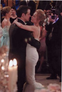 Michael's wedding, First Dance