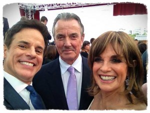 with Eric and Linda Gray