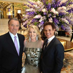 With Eric and Mel in Monte Carlo