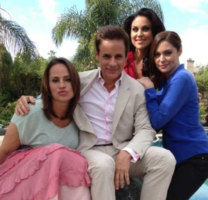 With VENICE the SERIES stars Crystal, Nadia and Jessica