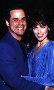 1991 Kelly Garrison plays Hillary Lancaster MICHAEL'S FIRST WIFE