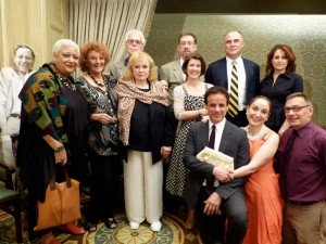 At the Tennessee Williams Fest in NOLA with Piper Laurie and John Guare