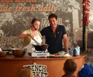 Cookin in the Quarter with NOLA chef Poppy Tooker