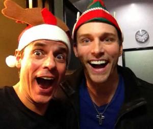 Eric Martsoft and Christian appear in Fred Willard's Santathon