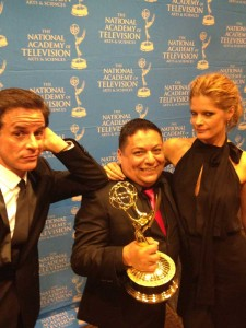 First Tech Emmy win for hair with Michelle and George Guzman