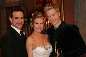 Michael and Tracey wedding with Chris Botti