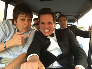 Panic in the TRAM, Emmys 2015
