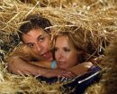 Tracey in the Hay
