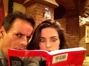 Reading...is fundamental...with Amelia Heinlie