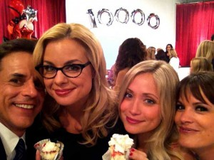 10000 Episode with Jessica, Emme and Missy