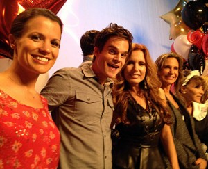 Missy, Greg, Tracey, Jess and Kate (10000 Episode)