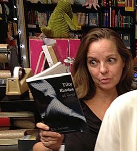 yup...Trish is a reader!