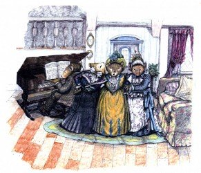 "Ladies In Retirement: ""The Aunties Sing"""